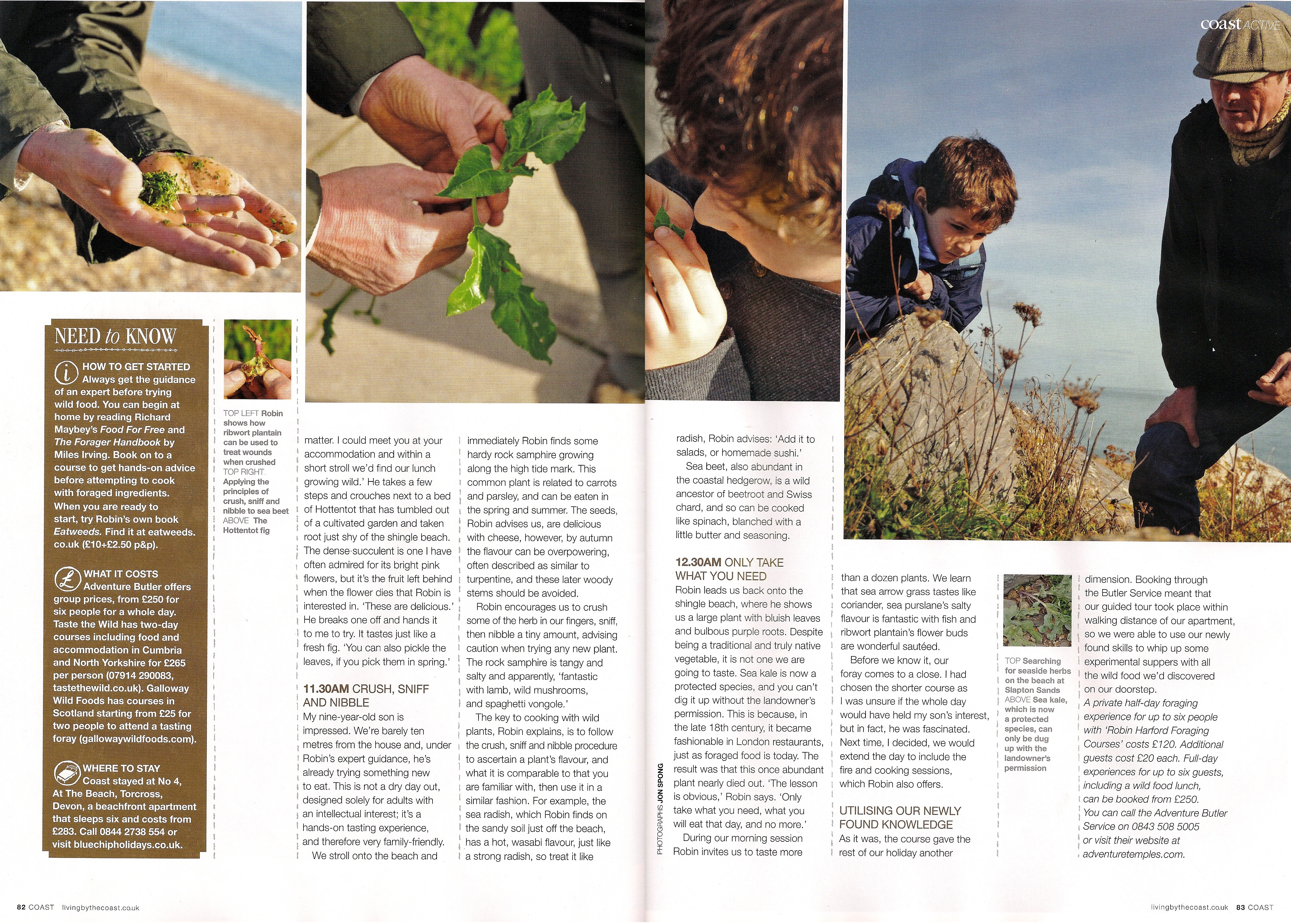 Coast Mag Feature Apr13 - p3-4