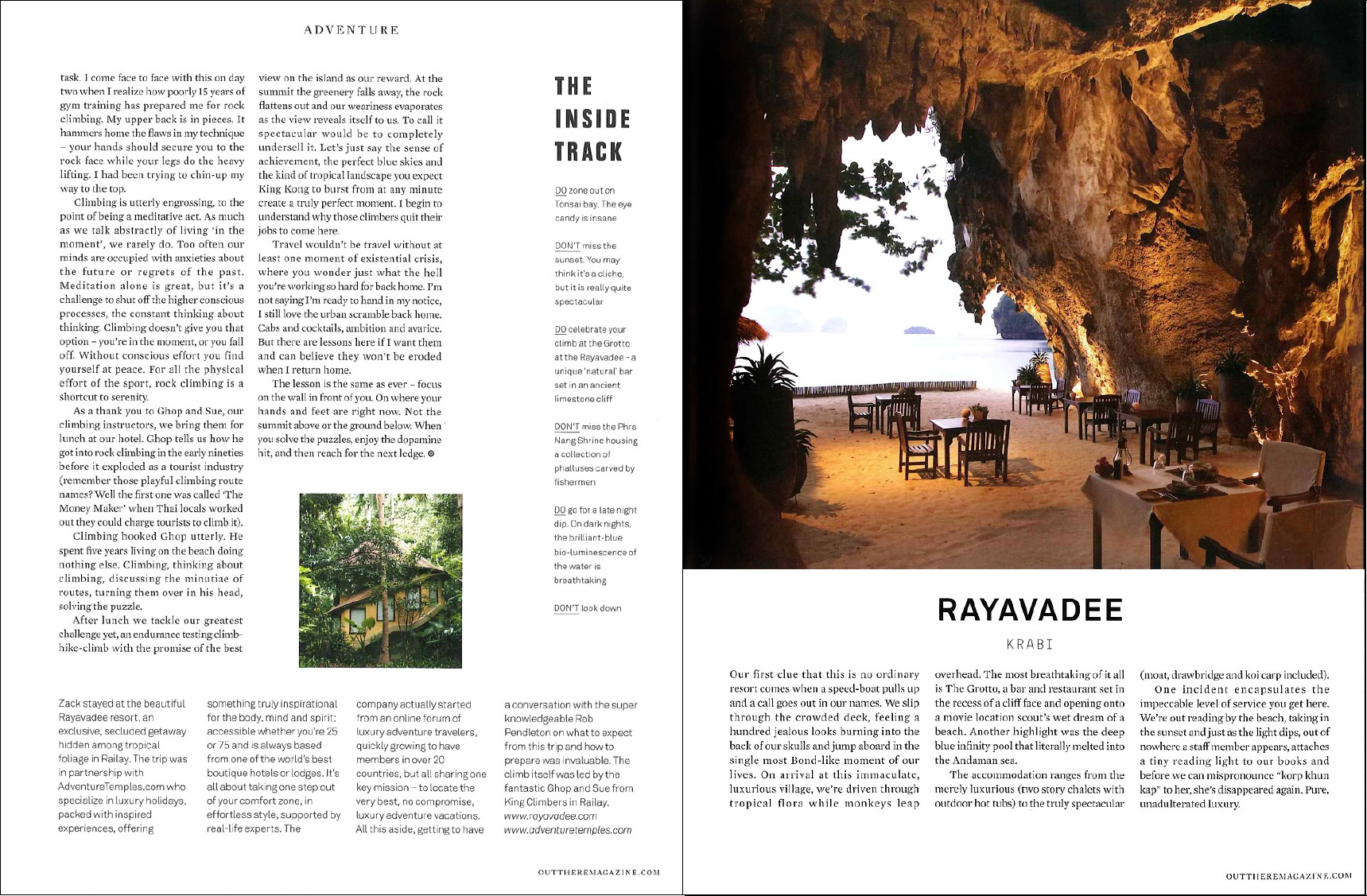 OutThere Feature May 2013 (P5-6)